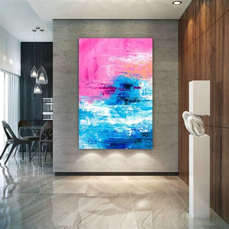 Qiqiart Com - Large Abstract Painting Canvas Wall Art Sale.